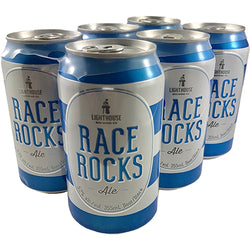 LIGHTHOUSE - RACE ROCKS ALE CAN | 6 x 355 ml