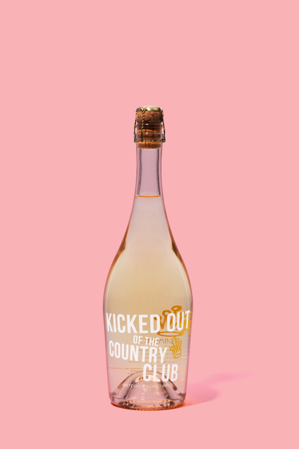 RICCO BAMBINO KICKED OUT OF THE COUNTRY CLUB BRUT | 750 ml
