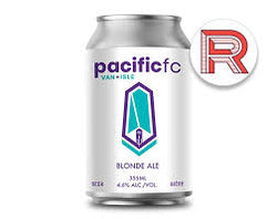 RUSSELL BREWING - PACIFIC FC BLONDE ALE | 6 x 355 ml