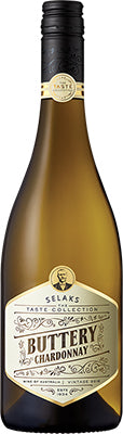 CHARDONNAY - SELAKS TASTE COLLECTION BUTTERY CHARDONNAY | 750 ml