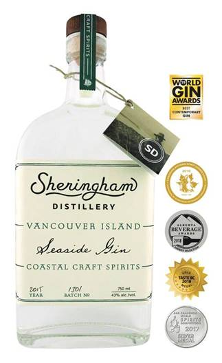 SHERINGHAM - SEASIDE GIN | 750 ml