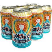 PHILLIPS - SOLARIS WHITE PEACH ALE | 6 x 355 ml