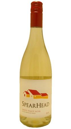 SPEARHEAD - WHITE PINOT NOIR | 750 ml
