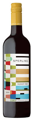 SPERLING MARKET RED | 750 ml