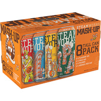 STEAMWORKS - MASH-UP 8 TALL CAN PACK | 8 x 473 ml