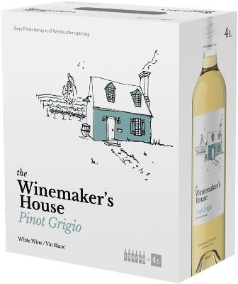 PINOT GRIGIO - THE WINEMAKER'S HOUSE | 4 L