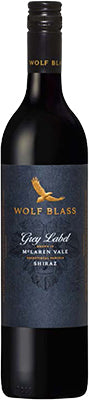 SHIRAZ - WOLF BLASS GREY LABEL MCLAREN VALE | 750 ml