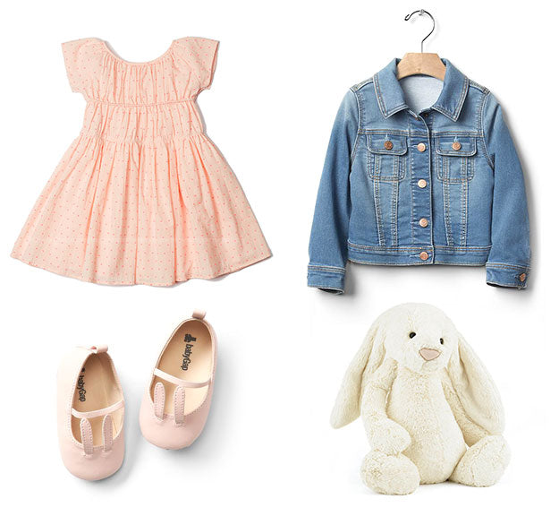 Fresh Picked: Easter Style Essentials