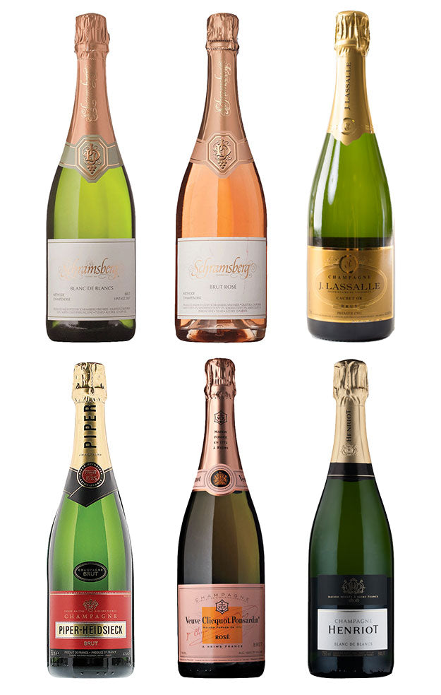 The Best Bottles of Bubbly for Valentine's Day