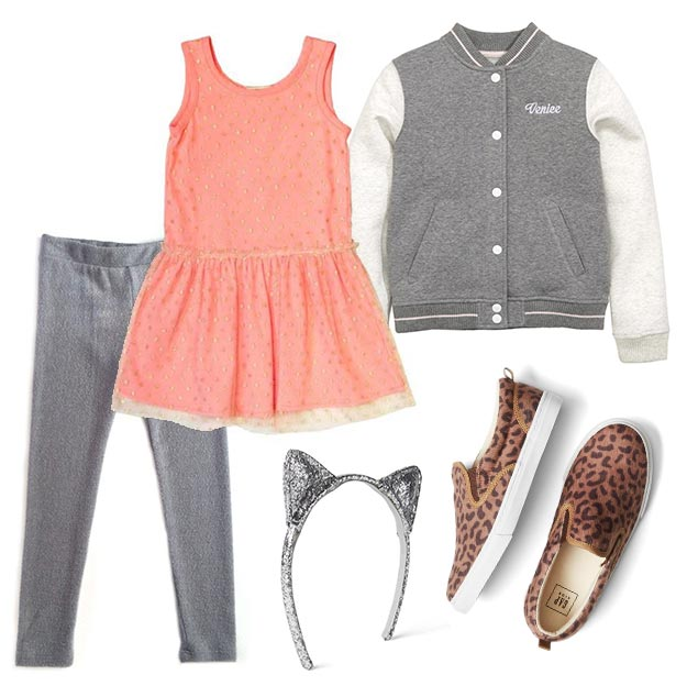 Kids Layering Outfit Ideas