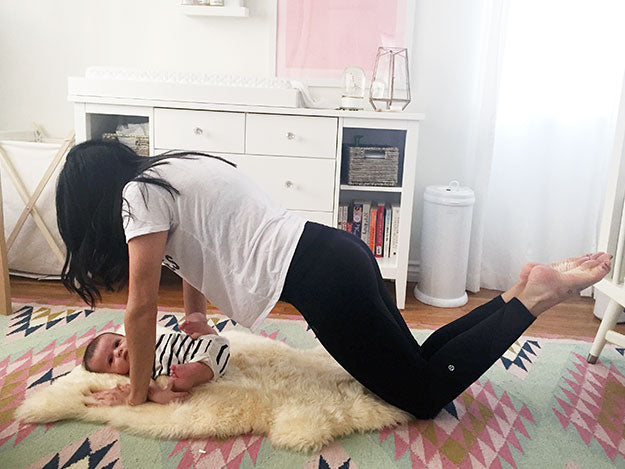 Pilates for Post Partum Wellness