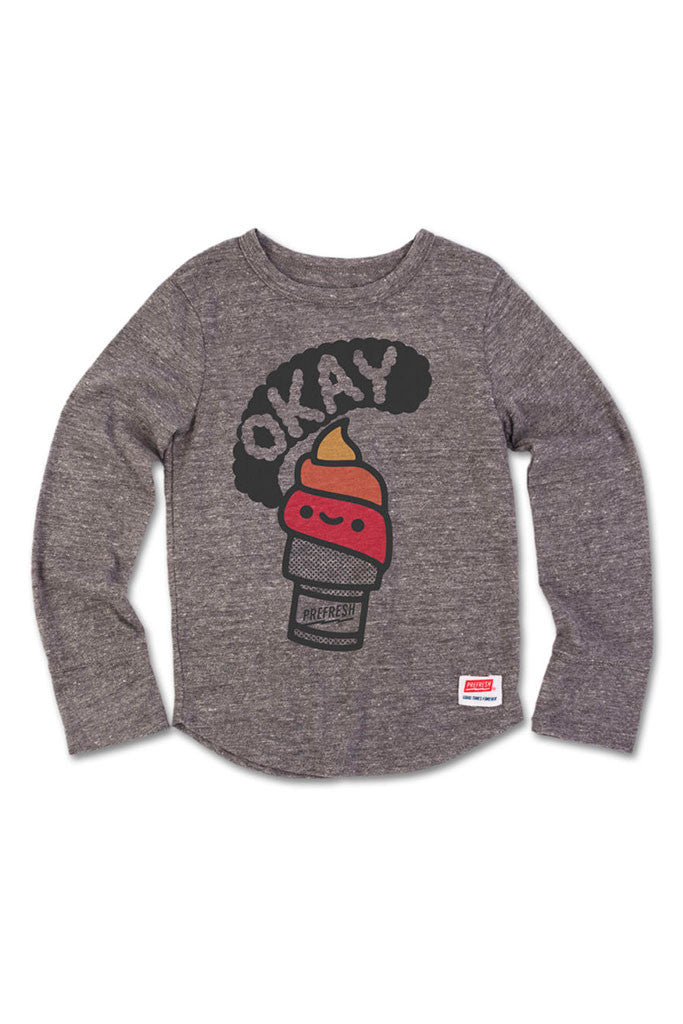 Okay Cone Long Sleeve