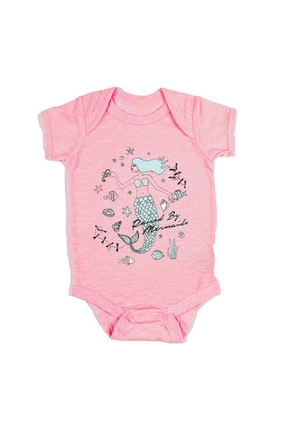 Raised by Mermaids Onesie