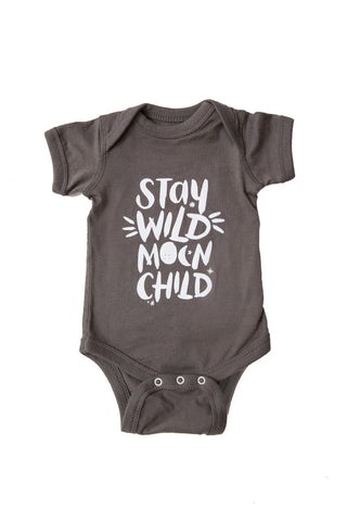 Stay Wild Moonchild Onesie