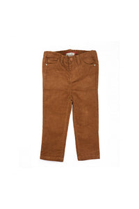 Corduroy Pants in Camel