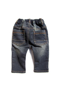 Vintage Straight Leg Denim