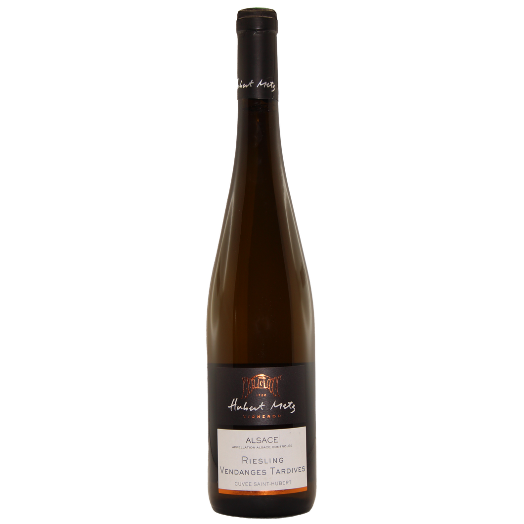 Riesling Cuvée Saint Hubert Vendanges Tardives 2015