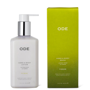 ODE Hand and Body Lotion 10oz