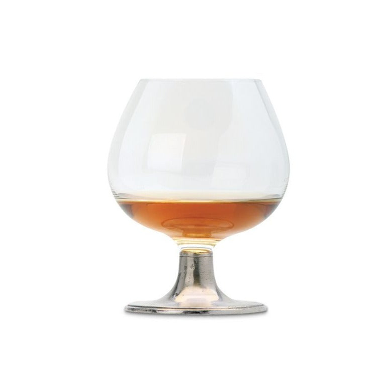 Match Cognac Glasses in Two Sizes