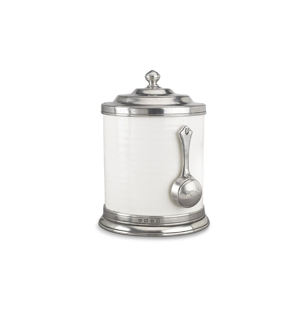 Match Convivio Caffe Canister With Scoop