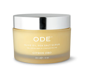 ODE Sea Salt Scrub