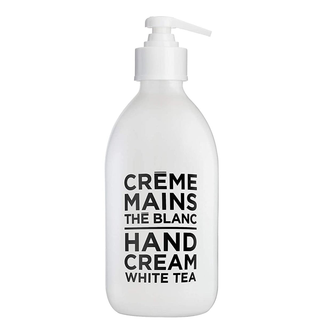 Creme Mains 10oz Hand Cream in Two Scents