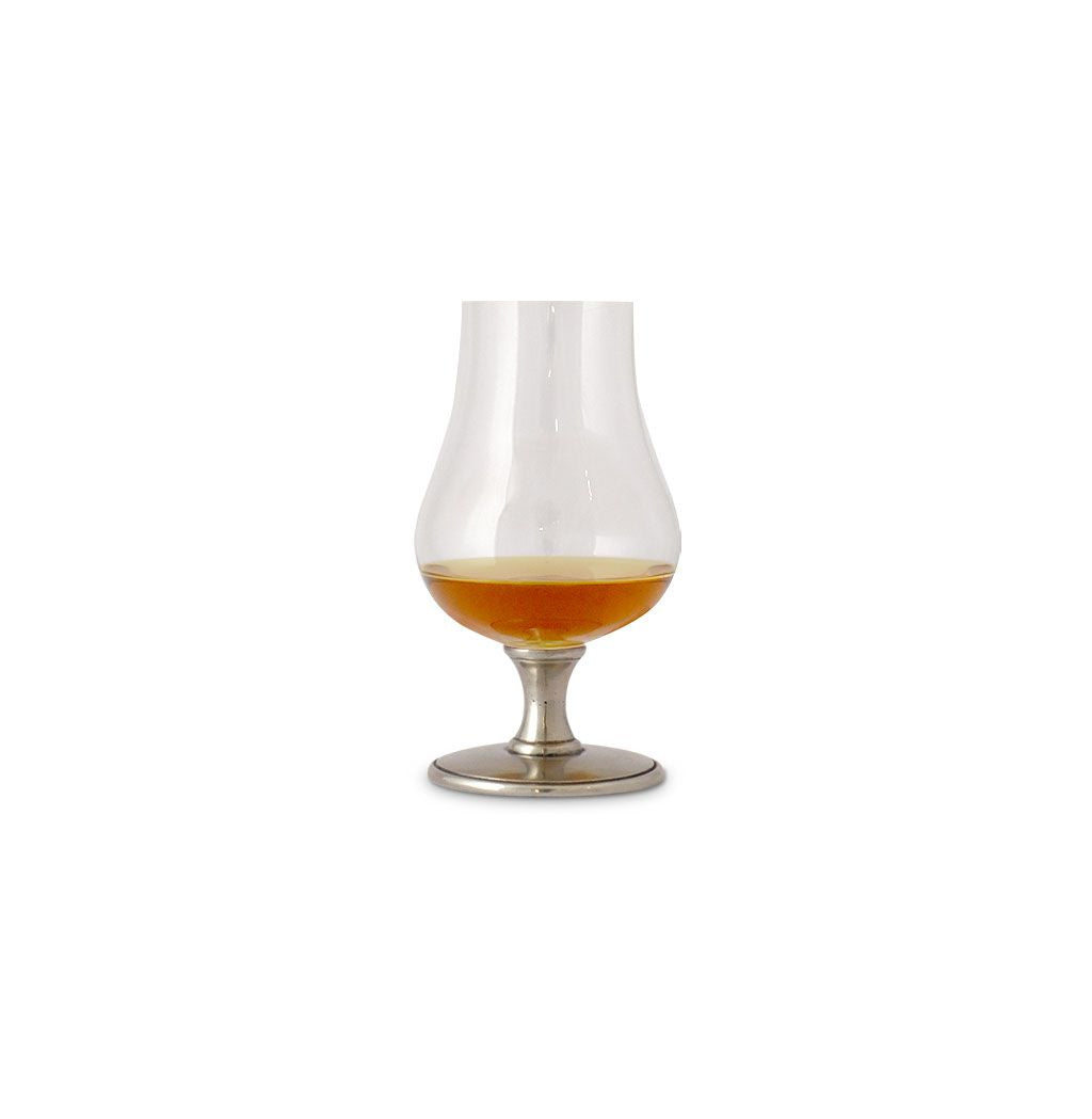 Match Bourbon or Whisky Glass