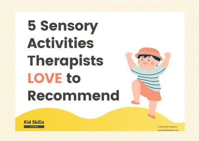 Stuck for Therapeutic Sensory activities?