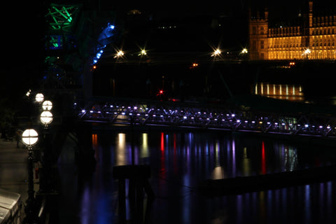 London At Night - Embankment