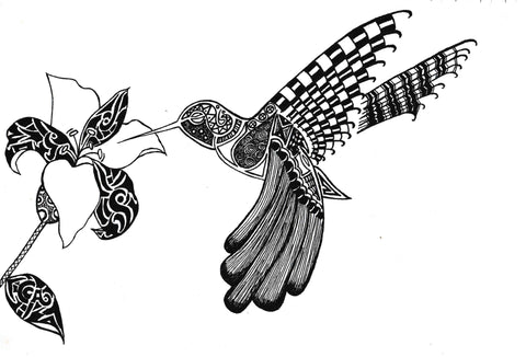 The Humming Bird