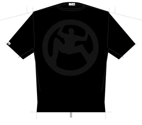 Solomon Appollo - Black Logo Tee