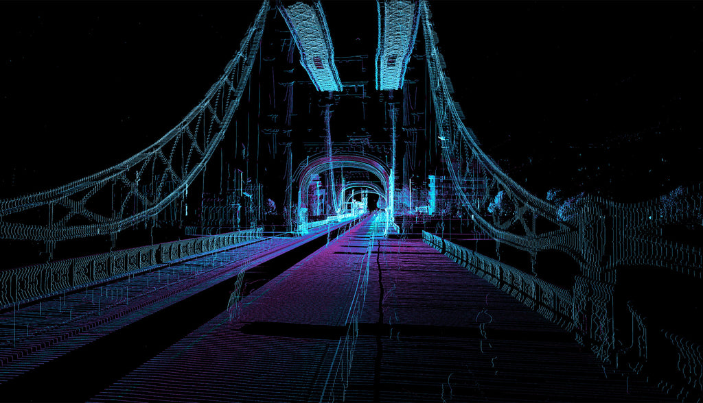 Dreamlife of Driverless Cars - Tower Bridge