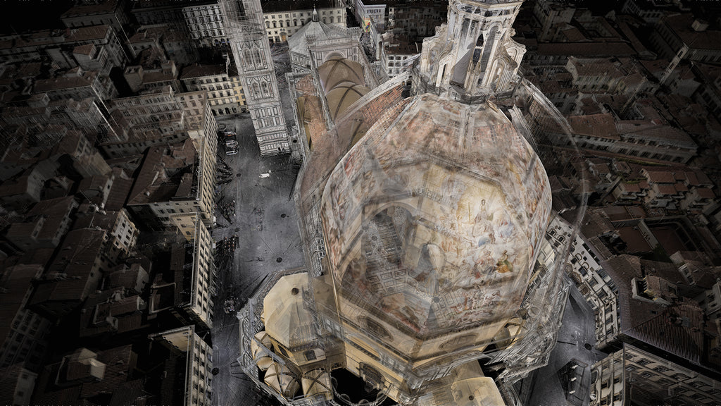 Florence Cathedral - Filippo Brunelleschi's Dome, Florence