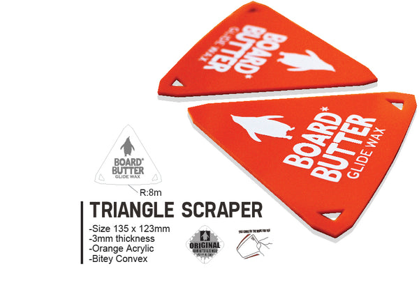 BBGW Original Triangle Butter Knife!