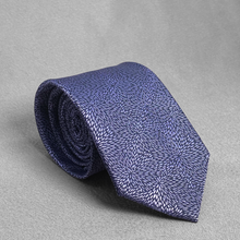 Load image into Gallery viewer, Blue / Lilac  Floral Tie