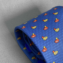 Load image into Gallery viewer, Blue Ducky Tie