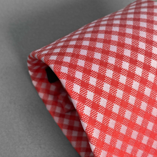 Load image into Gallery viewer, Pink Gingham Tie