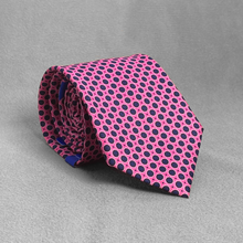 Load image into Gallery viewer, Pink Dotted Tie