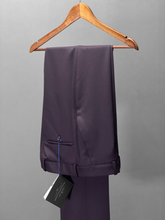 Load image into Gallery viewer, Plum Trousers