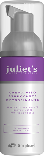Juliet's makeup remover