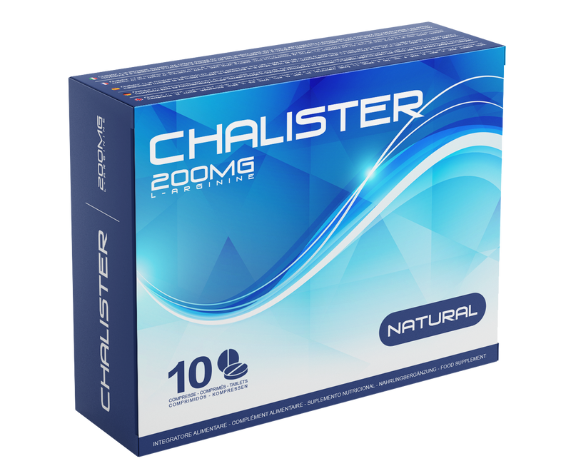 Chalister 200mg 10 compresse
