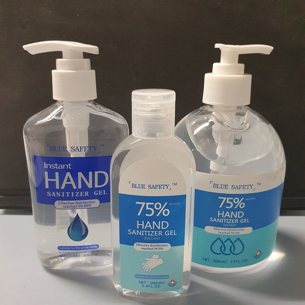 Instant Hand Sanitiser Gel - 99.9% Disinfection