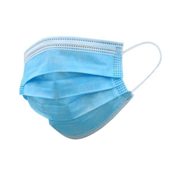 TGA APPROVED - 3 Ply Type 1 Disposable Face Mask with Ear Loop (Box of 50pcs)