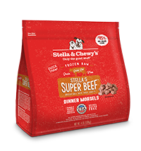 Stella and Chewys - Frozen Morsels - 4lb