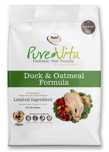 Pure Vita - Duck & Oatmeal