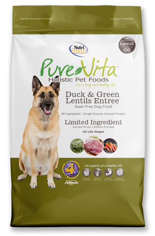 Pure Vita - Duck & Green Lentil
