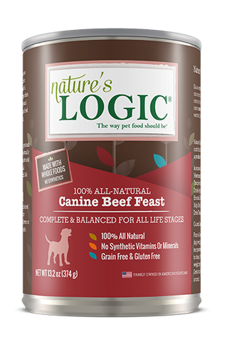 Nature's Logic -  Canned Food - 13.2oz
