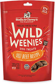 Stella and Chewys - Wild Weenies Treats - 3.25oz