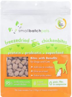 Small Batch - Freeze Dried Bites