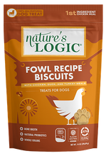 Load image into Gallery viewer, Nature's Logic - Bone Broth Biscuits